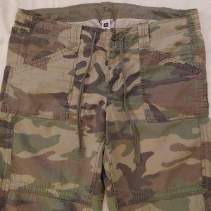 GAP Camo Pants 14